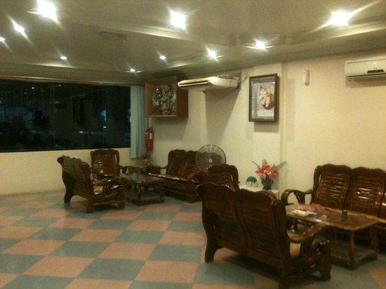 Hotel Lam Seng: Lobby