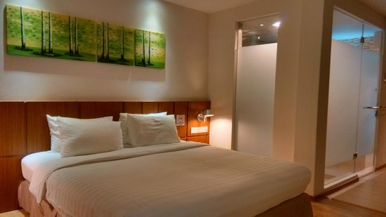 Ipoh French Hotel: Nice clean bed