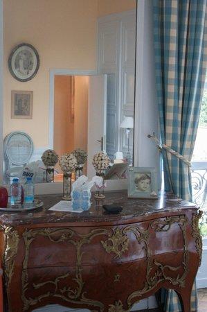 Relais Saint-Loup: Notre chambre confort