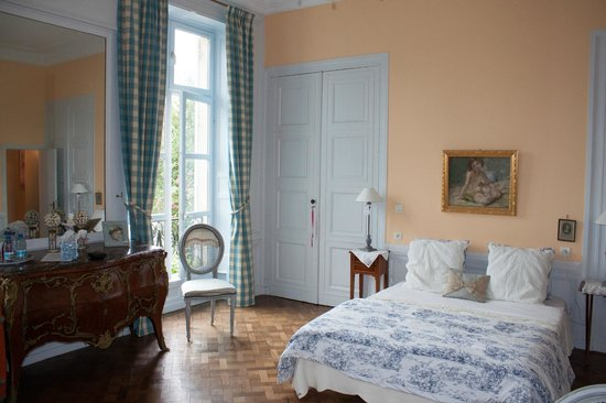 Relais Saint-Loup : Chambre