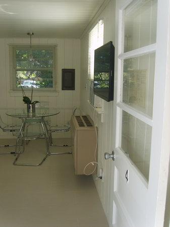 The Drake Inn: Portion of the Livingroom