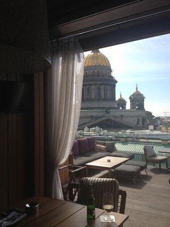 W St. Petersburg Bar & Terrace