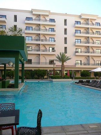 Red Hotel Marrakech: piscine