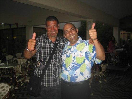 Club Alicudi Hotel : mon ami