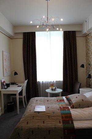 Grand Hotel Terminus : Basic Double Room