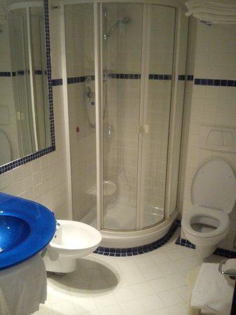 BEST WESTERN Hotel San Giusto: shower