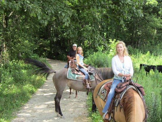 Vx3 Trail Rides