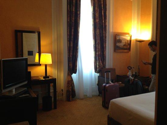 Regent Contades : Large Bedroom