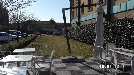 Crowne Plaza Milan - Malpensa Airport: Всё аккуратно и эстетично