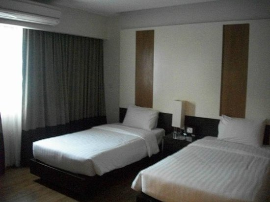 Kantary Hotel, Ayutthaya: Chambre DoubleBeds pour Triple Bedroom