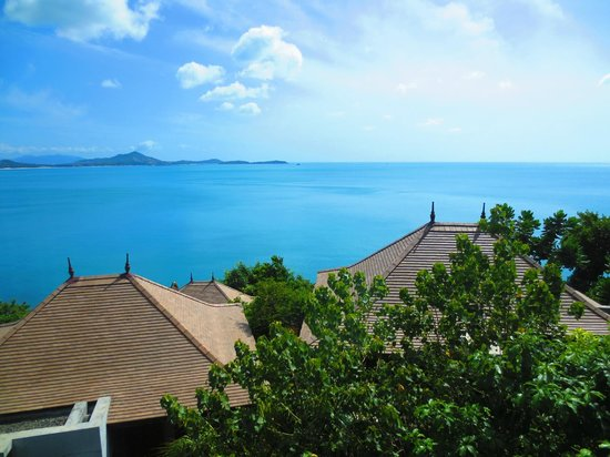 The Kala Samui: View from room