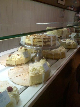 Berko : cheesecake