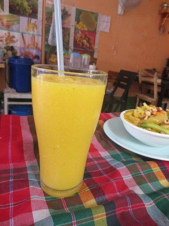 On's Thai Issan: Mango Shake!!