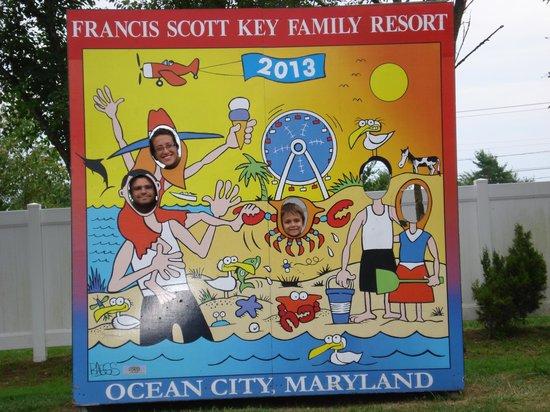 Francis Scott Key Family Resort : Family Picture 2013