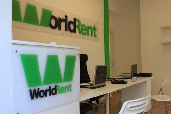 WorldRent - Scooter Rentals