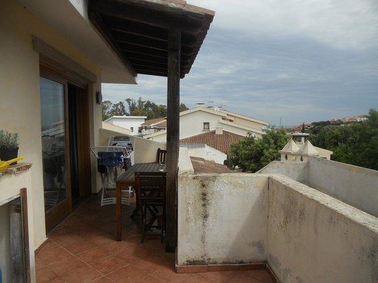 Nyce Club Smeralda Village: terrazza