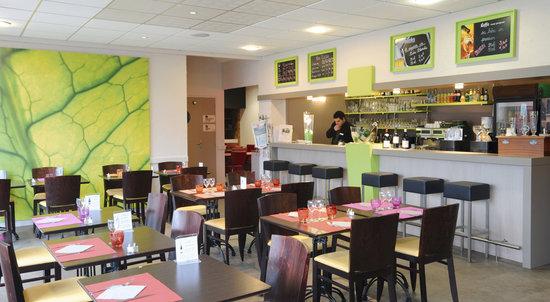 Kyriad Rennes Sud - Chantepie: Restaurant