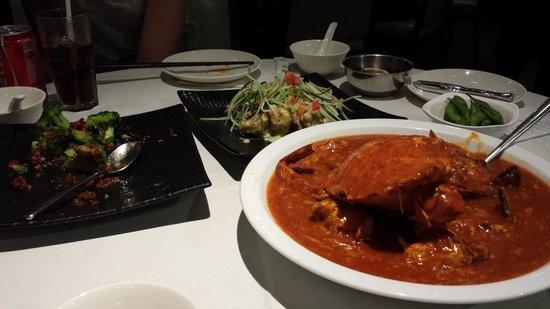 Tung Lok Seafood: Chilli crab