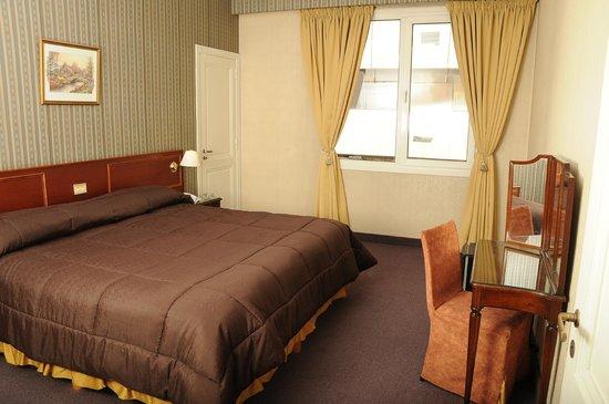 Regis Orho Hotel: habitacion doble matrimonial