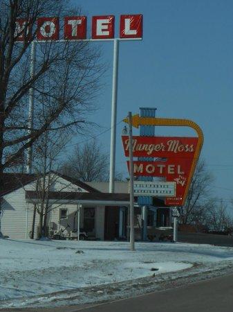 Munger Moss Motel: Munger Moss Hotel