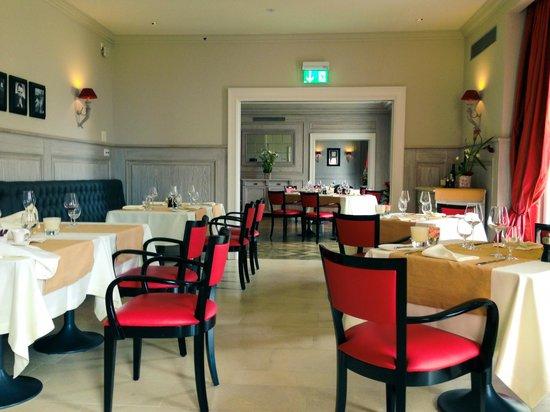 Resort Collina d'Oro : Il ristorante
