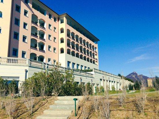 Resort Collina d'Oro : L'hotel