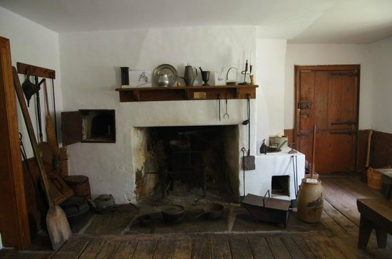 van wyck homestead museum colonial kitchen 2. Interior Design Ideas. Home Design Ideas