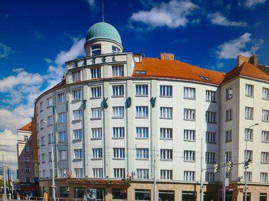 Novum Hotel Vitkov Prag: Отель