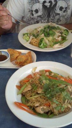 Saigon Village: Dinner Deliciousness!