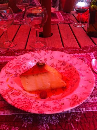 Ou Ravi Prouvencau : Crème caramel