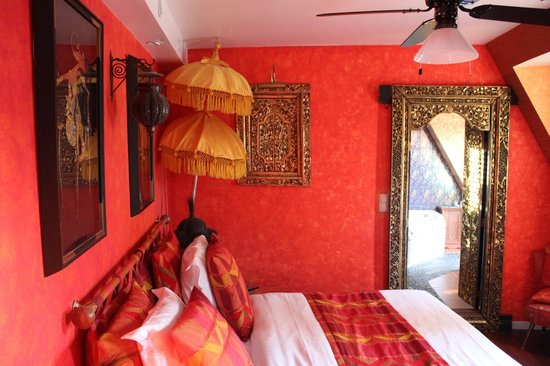 Brussels Welcome Hotel : Bali room
