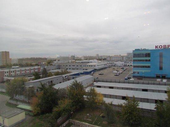 SunFlower Park Hotel: Vista do Quarto