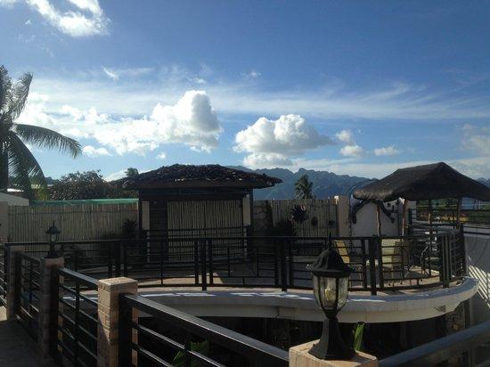 Balaibinda Lodge : Rooftop