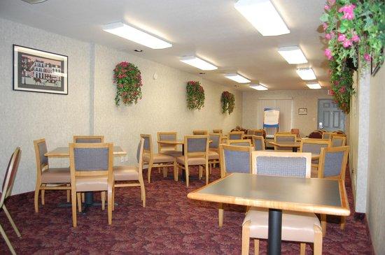Red Roof Inn Las Vegas: Breakfast Room