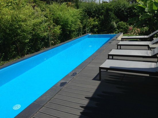 Les Patios: The Pool
