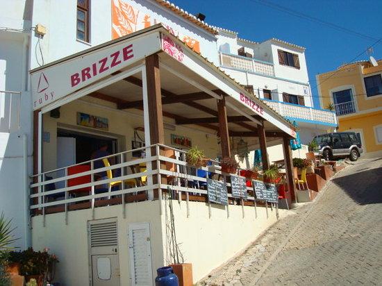 Brizze Bar: Best English Breakfast in Burgau