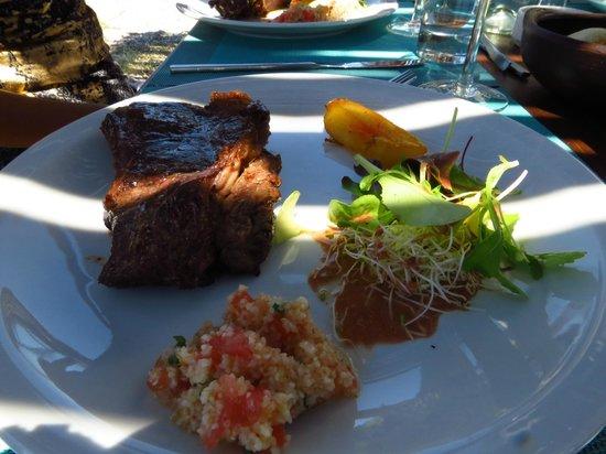 Bodega La Azul: um dos pratos