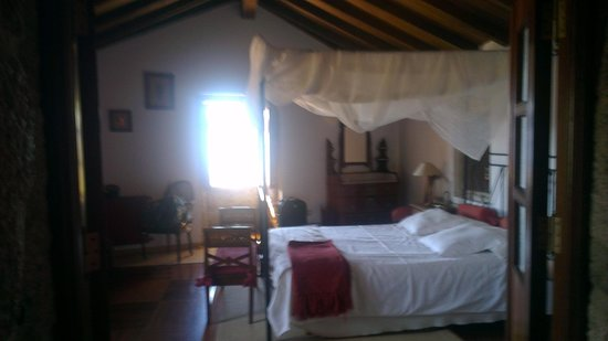 Aldea Bordons: Dormitorio
