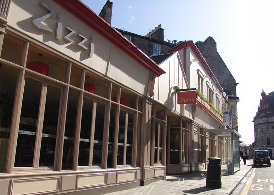 Zizzi - Edinburgh Queensferry Street: Exterior