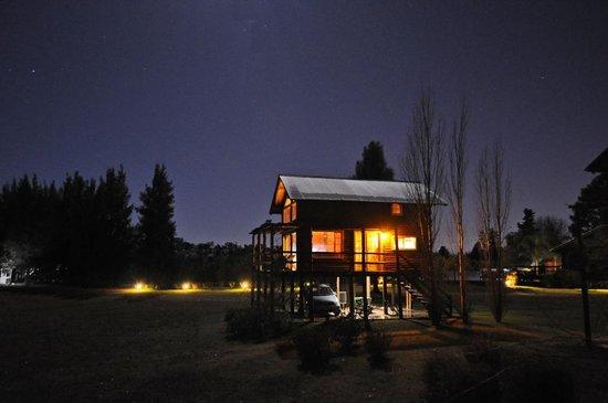 Cabanas del Bajo Hondo: Por la noche