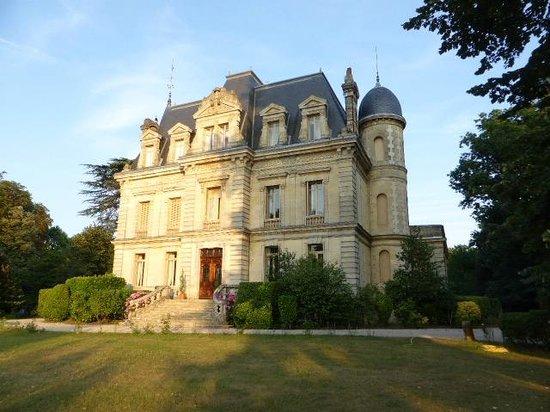 Chateau de Camperos : Vue du Château