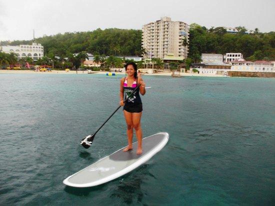 Paddle Board Jamaica