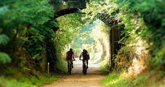 Amer, Hiszpania: Túnel Ruta del Carrilet