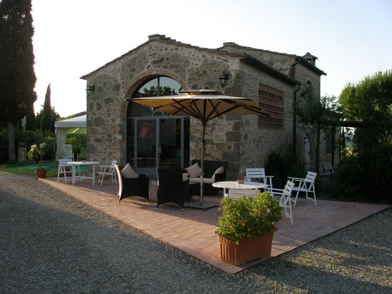 Antico Borgo San Lorenzo: Bar