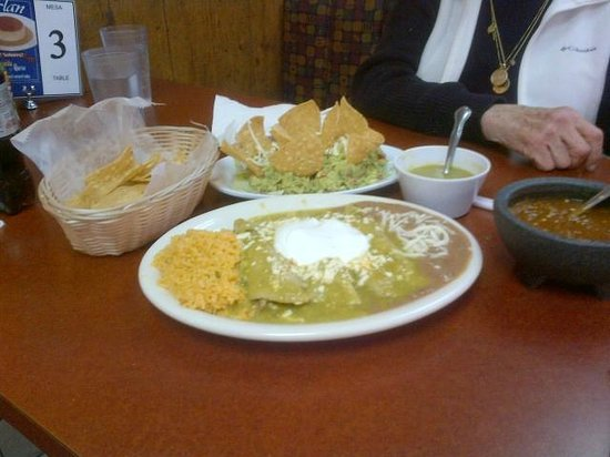 La Fuente Restaurant: Everything is homemade