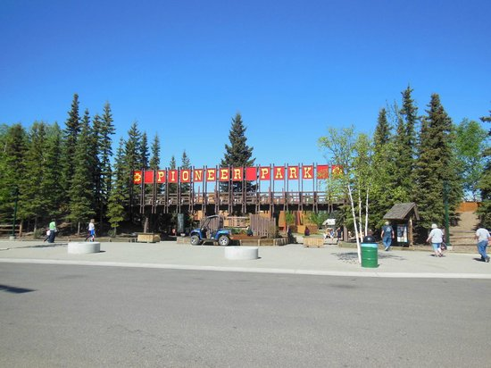 Alaskaland - Pioneer Park