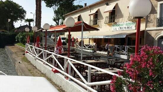 La Cremade VilleneuveLsBziers  Restaurant Avis Numro De