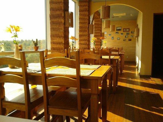 Baltpark Hotel: Бар-ресторан