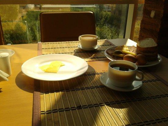 Baltpark Hotel: Шведский стол на завтрак