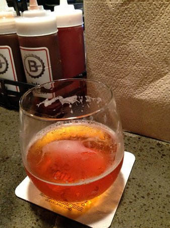 B Spot : Kentucky Bourbon Barrel Ale